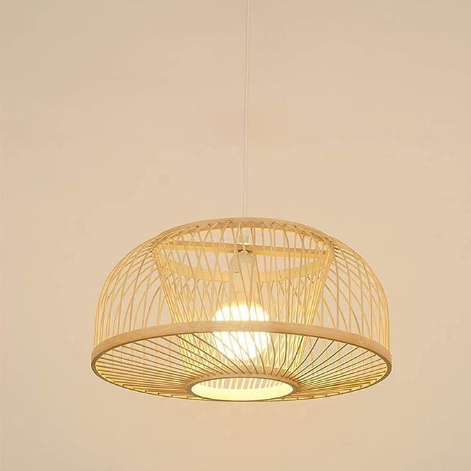 Handmade Pendant Light.Customized Pendants LED LIGHTING XL Pendant Light Hygge Home Decor Bamboo Lighting.Single Pendant Lighting