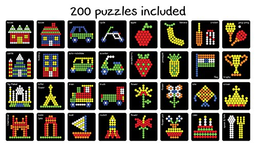 Magnetic Puzzles Board Game For Kids Below 5 Years