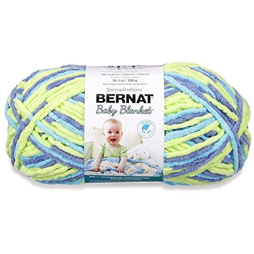 - Bernat Baby Blanket Big Ball Handsome Guy