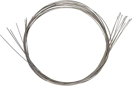 NEW Campagnolo 2000mm Stainless Derailleur Cable