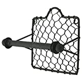 Country Style Chicken Wire Toilet Paper Holder
