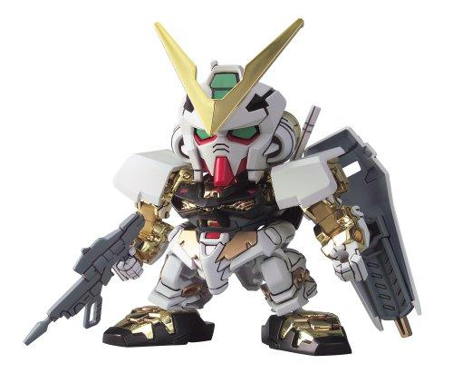 Bandai Hobby BB#299 Gundam Astray Gold Frame, Bandai SD Action Figure ()
