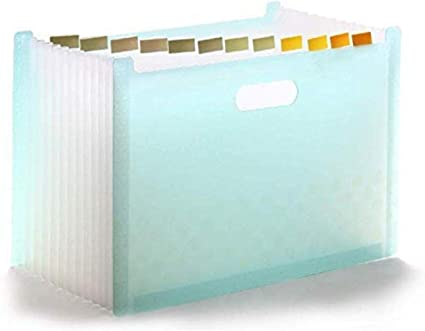 File cabinet Desktop File Filing File Data Storage Office Supplies Compressible Cyan White Office Supplies Color : B