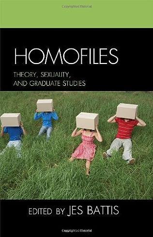book cover of Homofiles