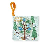 Zobo Forest Friends Hanging Book Car Seat & Stoller Toy