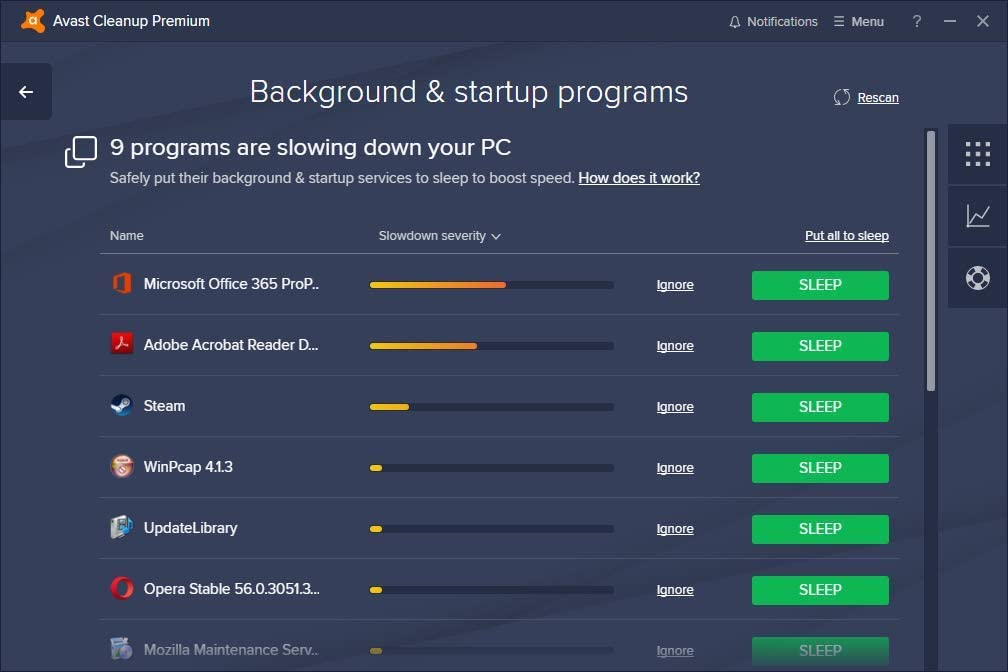 Avast Cleanup Premium 2020 | 1 PC, 2 Years [Download] 61zXtVYalnLSL1000_