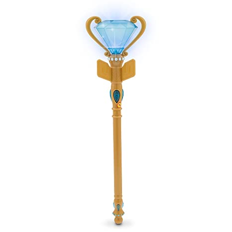 6d529063614e Amazon.com: Disney Elena of Avalor Scepter with Lights and Sounds: Toys &  Games
