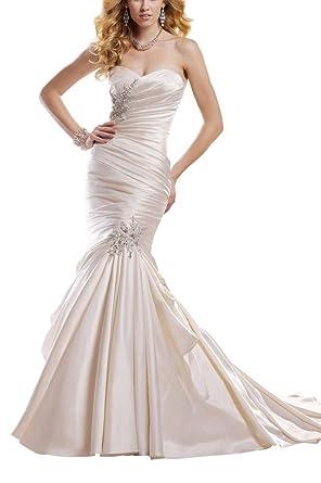 Fishtail Wedding Dress