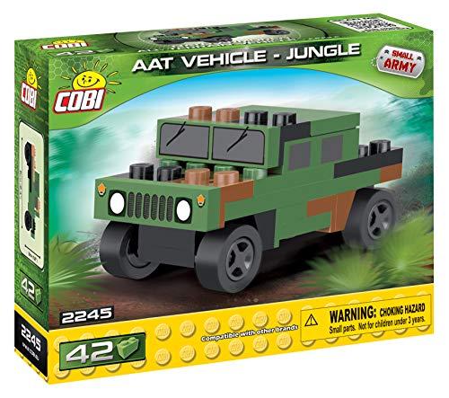 COBI Small Army Nano Series ATT Jungle Vehicle Toy