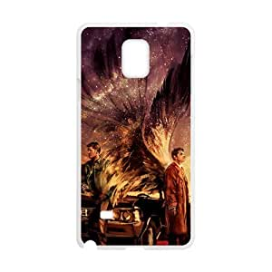 Magical eagle and man Cell Phone Case for Samsung Galaxy Note4