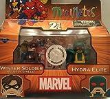 Marvel MiniMates 2Pk - Winter Soldier & Hydra Elite