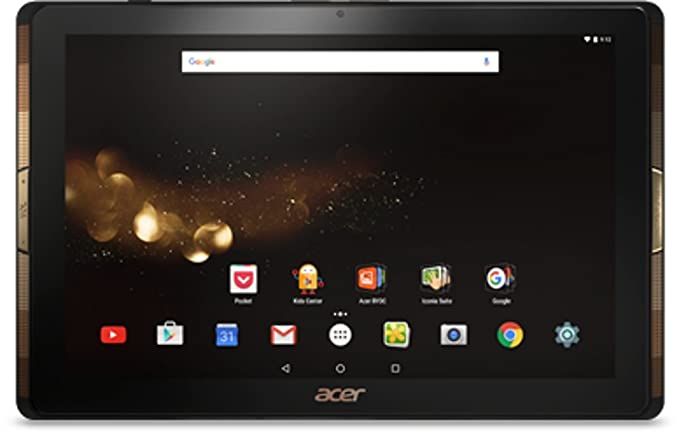 Acer Iconia Tab 10 (A3-A40) 25,6 cm (10,1 Zoll Full HD) Tablet-PC (Quad-Core Cortex A53, 2GB RAM, 32GB eMMC, Android 6.0 Mars