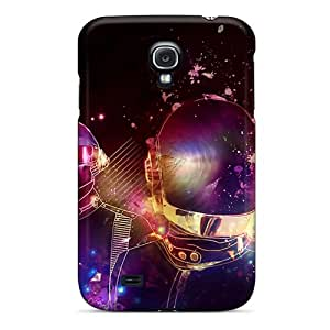 Samsung Galaxy S4 DLS16309pRpX Unique Design HD Daft Punk Image Perfect Hard Phone Case -DannyLCHEUNG