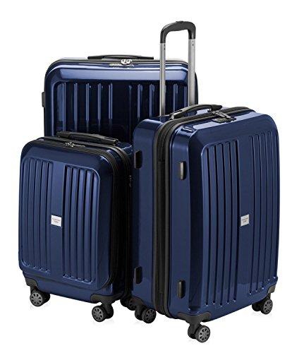 Haupstadtkoffer Juego de maletas