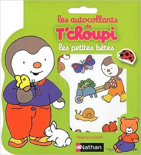 Les autocollants de T'choupi pdf ebook