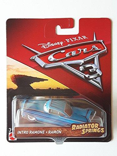 Disney Pixar Cars 3 Radiator Springs Classic Intro Ramone