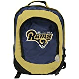 St Louis Rams - Logo Emb Cordura Backpack