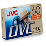 Jvc 60 Minutes Mini Dv Video Cassette