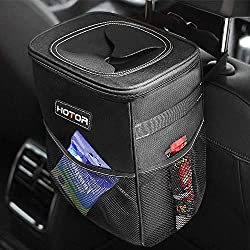 Image of the product HOTOR Car Trash Can with that is listed on the catalogue brand of HOTOR.