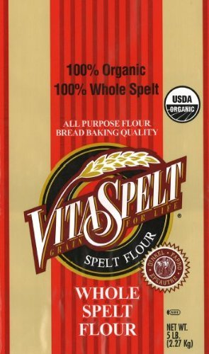 vita-spelt bg19442 vita-spelt Harina WG – 6 x 5lb: Amazon ...