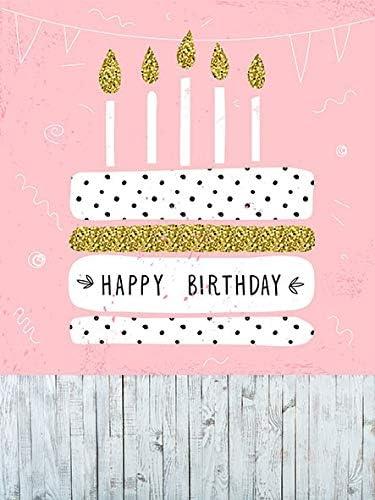 Amazon バースデー お誕生日 背景布 バック 簡単 フォトスポット ケーキイラスト ピンク かんたんフォトブース Marshmallow Baby オリジナル ピンク L 約0 300cm Wood バックペーパー 背景布 通販