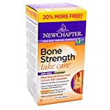 New Chapter Bone Strength Take Care Value Pack, 144 Slim Tab (2 Pack) For Sale