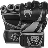 Venum Challenger MMA Gloves - Black/Grey - M