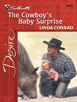 book cover of The Cowboy\'s Baby Surprise