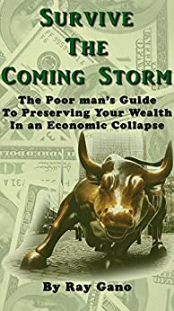 Survive The Coming Storm - The Poor man's Guide To Preserving Your Wealth In an Economic Collapse - By Ray Gano by [Gano, Ray]