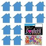 Confetti House Blue Sky - Quarter Pound Bag (4 oz) FREE SHIPPING --- (CCPb8994)