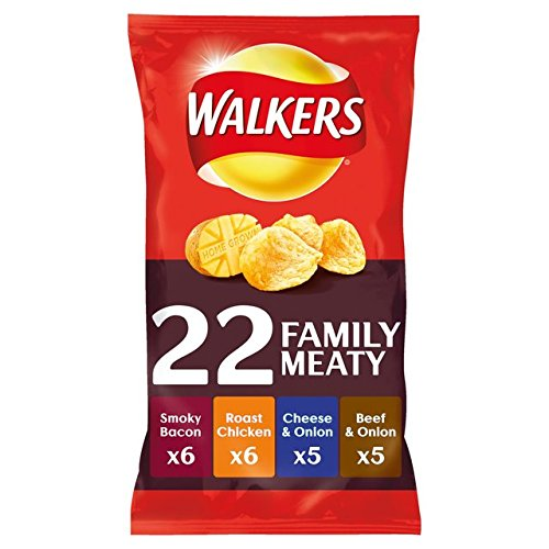 The 8 best walkers crisps suitable for vegetarian
