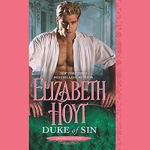 Duke of Sin Audiobook