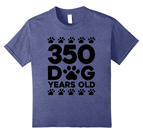 unisex-child-350-dog-years-old-funny-50th-birthday-t-shirt-10-heather-blue