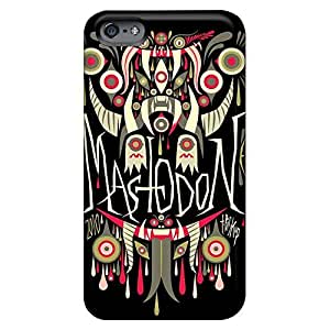 Hot Style phone carrying shells Protective Stylish Cases Shock-dirt iphone 5s /5ss - mastodon