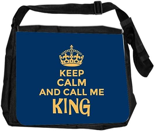 Quotes Be a Princess Cross Body Shoulder Messenger Laptop Bag