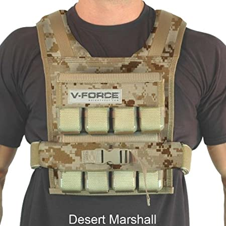 40 Lb V-Force Basketball Weight Vest – Made in USA