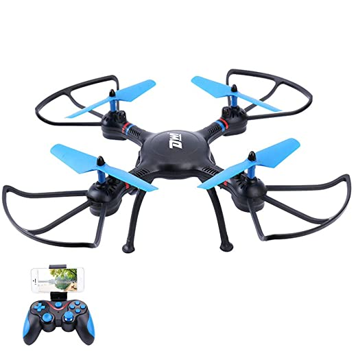 WANGOFUN RC Quadcopter Drone, Mini RC Helicopter Drone con ...