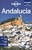 Lonely Planet Andalucia by John Noble front cover