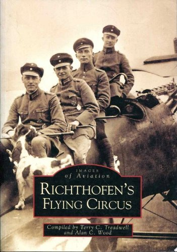 Download Richtofen's Flying Circus (Archive Photographs: Images of Aviation) pdf epub