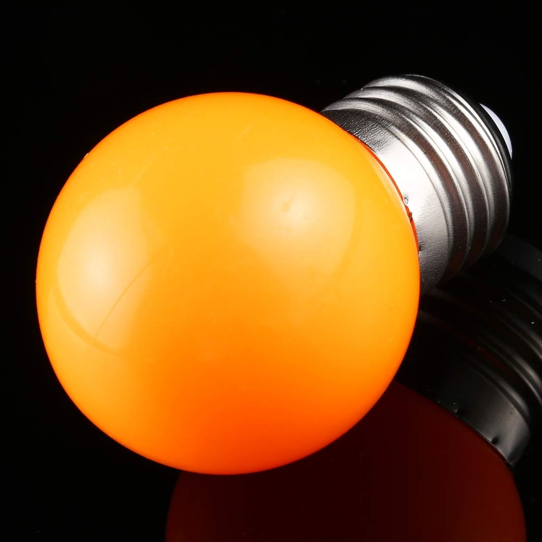 AC 110V 10 PCS 2W E27 2835 SMD Home Decoration LED Light Bulbs Color : Warm White Lights Bulbs