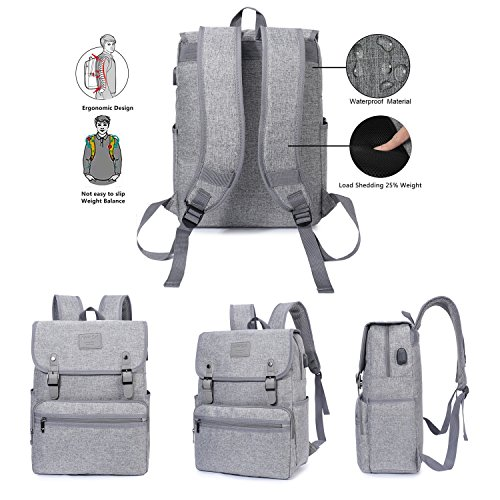 43c8a496d5e3 Price: 00.00 (as of Jul 19,2018 23:20:10 UTC – Details). HFSX Water  Resistant Laptop Backpack ...