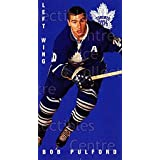 Bob Pulford Hockey Card 1994 Parkhurst Tall Boys 64-65 #110 Bob Pulford