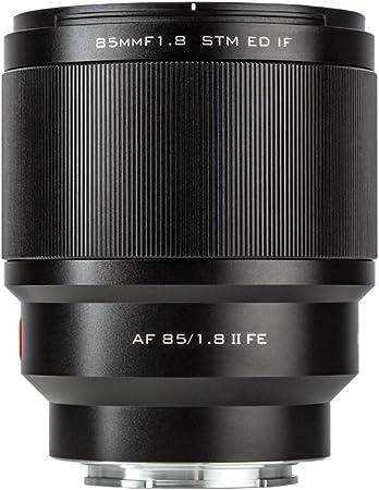 Viltrox 85mm F1 8 Ii V2 0 Stm Autofokus Kamera