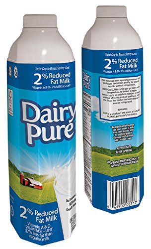 Dairy Pure Shelf Stable 2% Milk, 32oz - 6 Count by DairyPure