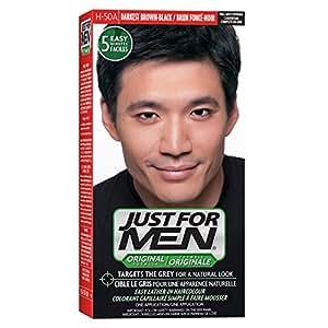 Amazon.com : Just For Men Original Formula Men\'s Hair Color, Real ...