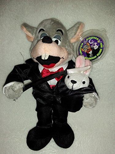 chuckecheese-chuck-e-cheese-limited-edition-magician-plush-2010-10-inches