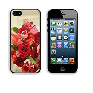Red Roses Flower Arrangement Apple iPhone 5C Snap Cover Case Premium Leather Customized Made to Order Support Ready 4 15/16 inch (125mm) x 2 7/16 inch (62mm) x 4/8 inch (12mm) Liil iPhone5C Professional Cases Touch Accessories Graphic Covers Designed Model HD Template Designed Wallpaper Photo Jacket Wifi 16gb 32gb 64gb Luxury Protector Wireless Cellphone Cell Phone