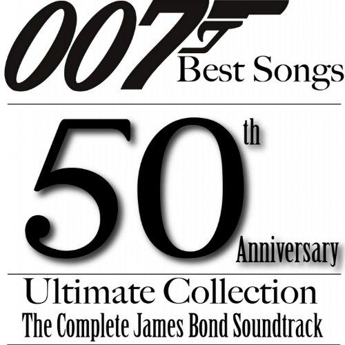 007 Best Songs : Le più belle colonne sonore (The Complete James Bond Soundtrack) (The Best Of Bond James Bond 007)