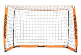 Outroad Portable 6×4 ft Soccer Goal – Practice Bow Style Soccer Net w/Carry Bag Review