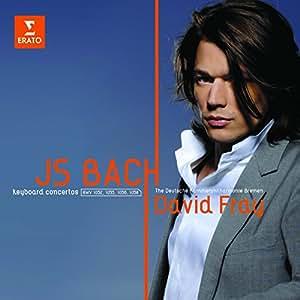 Bach: Keyboard Concertos, BWV 1052, 1055, 1056, 1058